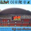 Exhibición de LED a todo color al aire libre del estadio P10