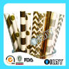 Natale Mix Items Silver Craft Paper Straws per Children