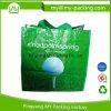 Sac à provisions tissé par plastique imprimable amical de promotion d'Eco