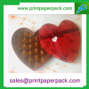 Коробка нового шоколада формы сердца типа роскошного упаковывая