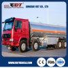 De Brandstof van Sinotruk 371HP 8X4/De Vrachtwagen van de Olietanker