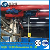 Кран пакгауза 2000kg электрический Kbk аттестации ISO облегченный