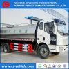 FAW에 의하여 격리되는 우유 납품 트럭 12000L 12tons 우유 유조 트럭