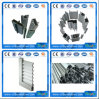 Fenster-Rahmen-Fenster-Aluminium-Profile Perfilde Aluminio Powder überzogene