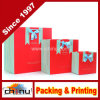 Sac de papier de cadeau d'achats de Livre Blanc de papier d'art (210177)