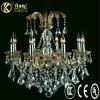 Lampada a cristallo di lusso del lampadario a bracci (AQ01203-8)