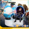 360 gradi di realtà virtuale 9d dell'uovo di cinematografo di rotazione della presidenza