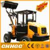 De hete Verkopende Goedgekeurde 1000kg Geschatte Lader van het Wiel van de Lading Hh10A Mini