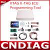 Versión principal de la herramienta de programación de los 2014 de la alta calidad del ECU de la herramienta de Ktag ECUs de la K-Etiqueta