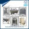 Edelstahl Chemical Storage Tank Container 1000L