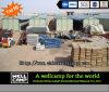 Casa prefabricada modular móvil del proyecto de Dubai para el campo de trabajo/Guangzhou/Foshan