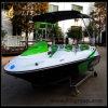 4.6m Fiberglass High Speedl Boat su Crazy Price