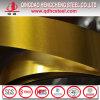 باردة - يلفّ [ت3] سجيّة ذهبيّة لون صفيحة مقصدرة فولاذ ملفّ