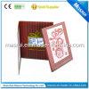 1.8 Kaart Van uitstekende kwaliteit van de Groet van de Reclame van  -10.1  LCD de Video