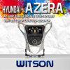 DVD-плеер автомобиля для Hyundai Azera 2012 с A8 микросхем S100