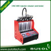 El Professional más nuevo CNC600 Injector Cleaner y Tester Fuel Injector Cleaning Machine 110V o 220V