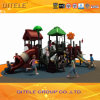 Baum House Kids Outdoor Playground Equipment für School und Amusement Park (2014TH-11601)