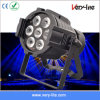 7PCS 10W RGBW 4 in 1 Indoor LED PAR Light