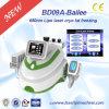 Cavitazione ultrasonica /650nm Lipolaser Cryolipolysis di Bd09A rf che dimagrisce macchina