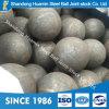 De malende Bal maalt Ballen van het Staal van 60mm 70mm 40mm de Casted Gesmede