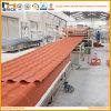 Составные плитки крыши синтетической смолаы PVC ASA Coated