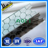 Изготовление Polycarbonate Honeycomb Hollow Sheet для Greenhouse Roofing