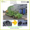 Dura-Tagliuzzare il dell'impianto di riciclaggio verde della gomma dello spreco di pirolisi di tecnologia (TSD1340)