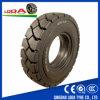 7.00-12 Industrielles Forklift Tire mit 3 Stage Design
