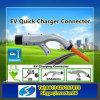 Plugue cobrando de alta velocidade de EV para redes cobrando do público