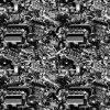 [تسوتوب] [0.5م] عرض هيدروغرافيّة ماء إنتقال طباعة فيلم [تسكر9027]