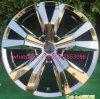 Reproduction de VW de roue d'alliage de Touareg de chrome