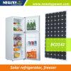 Singolo frigorifero di energia solare del frigorifero del portello