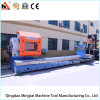 Tour horizontal de commande numérique par ordinateur de qualité de la Chine pour tourner la pipe en acier modifiée (CK61160)