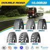 Neumáticos radiales del neumático 900r20 10.00r20 11.00r20 del carro del tubo para los países de Aisan