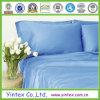 De blauwe Mooie Reeks Van uitstekende kwaliteit van de Bladen/van het Beddegoed van het Bed van Elegent Microfiber