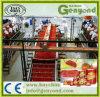 Macchina automatica piena della salsa di pomodori