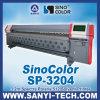 3.2m Large Format Printers Sinocolor Sp3204, Spectra Polaris Heads와 더불어, 1440dpi