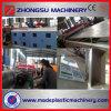 WPC PVC皮の泡のボードの放出の機械装置