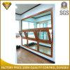Finestra di alluminio di vetratura doppia per il servizio dell'India (JBD-K15)
