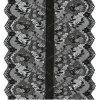 Tissu de coton de crochet de lacet d'accessoires de vêtement