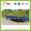 40feet 3axle Gooseneck Skeletal Container Semitrailer