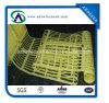 Barriera di sicurezza di plastica della costruzione, rete fissa di plastica della barriera d'avvertimento
