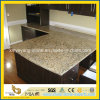 Prefabricated Giallo Ornamental Granite Kitchen Countertops