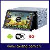 Lecteur DVD androïde d'Universal 2 DIN7 Inch Car avec le WiFi et le GPS Navigation (OX-7200)