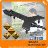 Chinesisches wasserdichtes wetterfestes CS-UV501 unter Träger-Recherche-Überwachungskamera