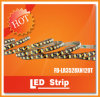 12V SMD3528 48W 120les LED Stripe Yellow LED Decoration Lights