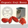 Prouced BCS Bescheinigung organische Goji Beeren 2015