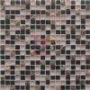 Matt Volto di vetro Mix di marmo Mosaico (CS254)