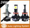 diodo emissor de luz Car Fog Headlight do CREE do poder superior 9004 9007 24W