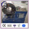 Het hete Verkopen paste de Nieuwe Plooiende Machine van de Slang van het Ontwerp Hydraulische aan